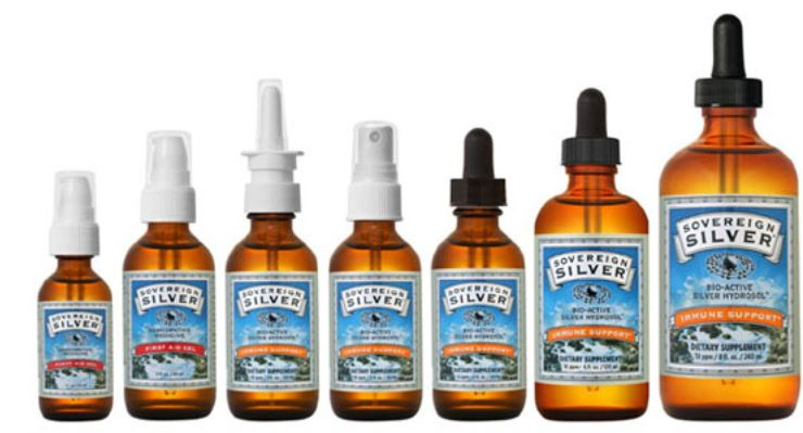 can dogs have colloidal silver